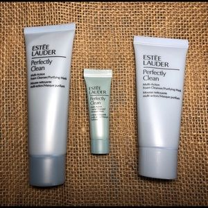 Estée Lauder Perfectly Clean Trio